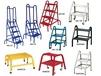 NO TIP ALUMINUM STOOLS AND LADDERS