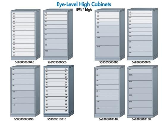 PLATINUM SERIES MODULAR DRAWER CABINETS