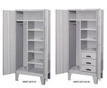 EXTRA HEAVY DUTY WARDROBE STORAGE CABINETS